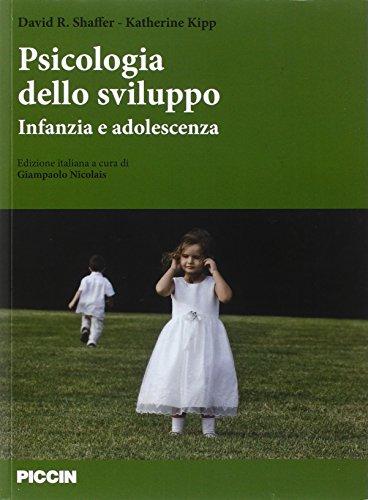 9788829927159: Psicologia dello sviluppo. Infanzia e adolescenza.