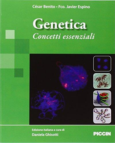 9788829927258: Genetica. Concetti essenziali