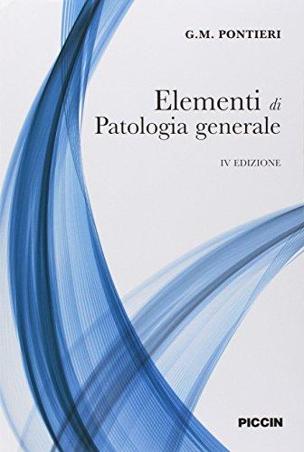 9788829928989: Elementi di patologia generale