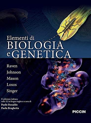 9788829929504: Elementi di biologia e genetica