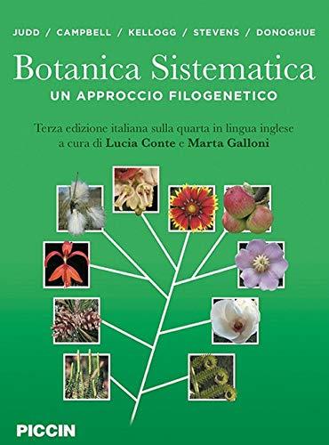 9788829929986: Botanica sistematica. Un approccio filogenetico