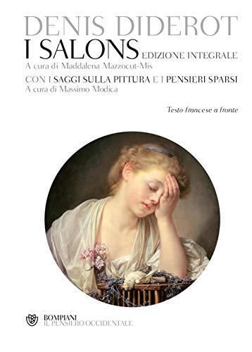 9788830104372: I salons. Testo francese a fronte. Ediz. integrale