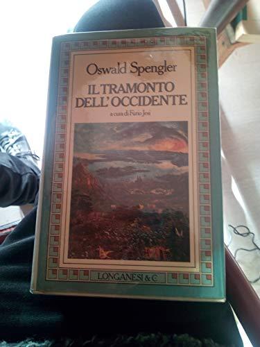 9788830403901: Il tramonto dell'Occidente (I grandi libri)