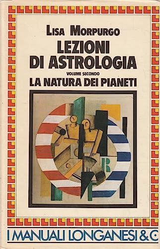 9788830406117: Lezioni di astrologia (La Vostra via) (Italian Edition)