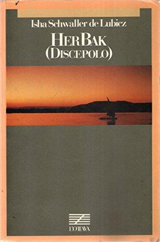 9788830406346: Her-Bak discepolo (L'Ottava)