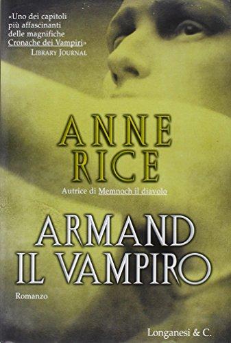 9788830420342: Armand il vampiro