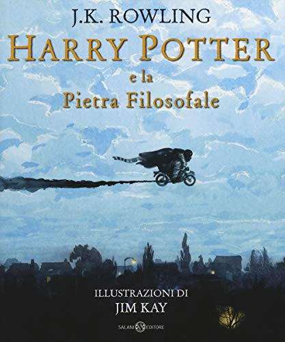 Harry Potter e la pietra filosofale. Ediz.: J.K. Rowling