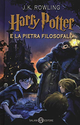 9788831003384: Harry Potter e la pietra filosofale Tascabile (Vol. 1)