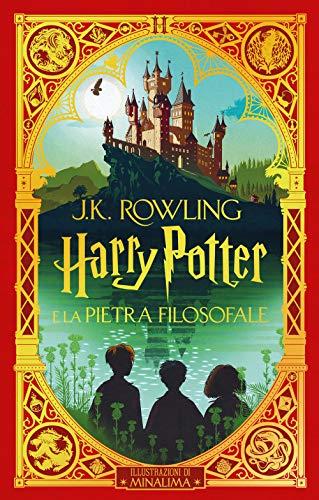 9788831004169: Harry Potter e la pietra filosofale. Ediz. papercut MinaLima (Vol.)