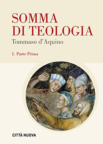 9788831106504: Somma di teologia. Testo latino a fronte. Parte prima (Vol. 1)