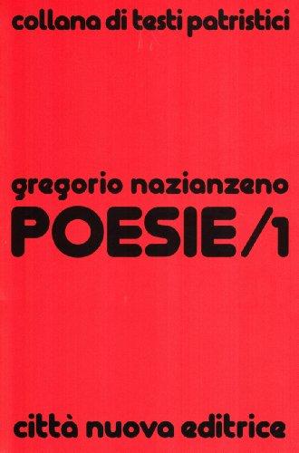 9788831131155: Poesie (Collana di testi patristici) (Italian Edition)
