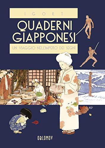 9788831459112: Quaderni giapponesi. Un viaggio nell'impero dei segni (Vol. 1)