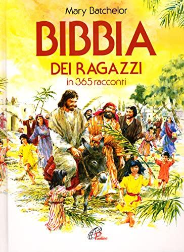 9788831501972: Bibbia dei ragazzi in 365 racconti