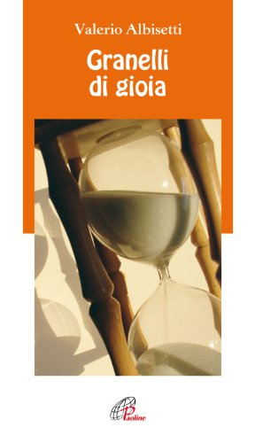 Granelli di gioia: Valerio Albisetti