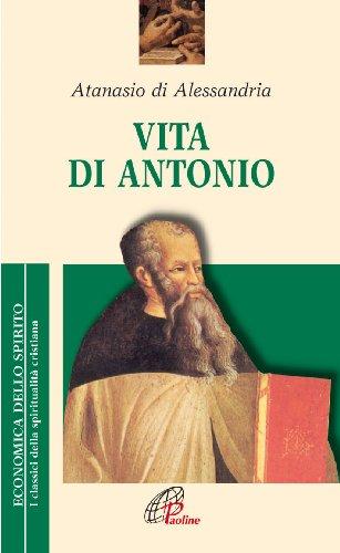 Vita di Antonio (Paperback): Antonio Abate (sant