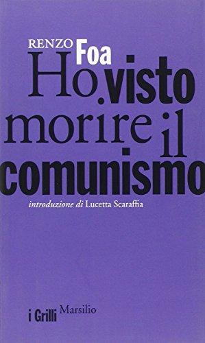 9788831706384: Ho visto morire il comunismo