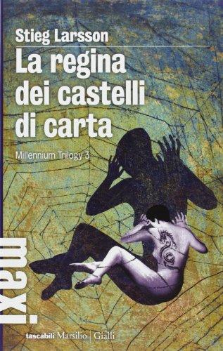 La regina dei castelli di carta. Millennium trilogy vol. 3 (8831707086) by Stieg Larsson