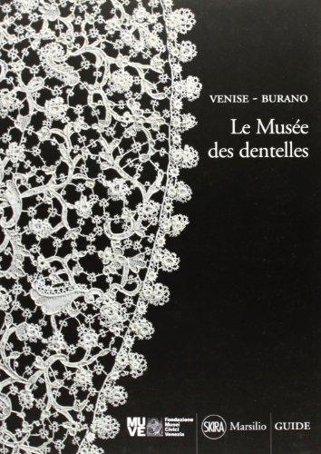9788831710657: Venise-Burano. Le musée des dentelles