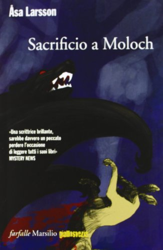 9788831713016: Sacrificio a Moloch (Farfalle)