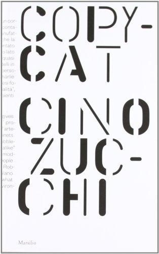 9788831714792: Cino Zucchi. Copycat