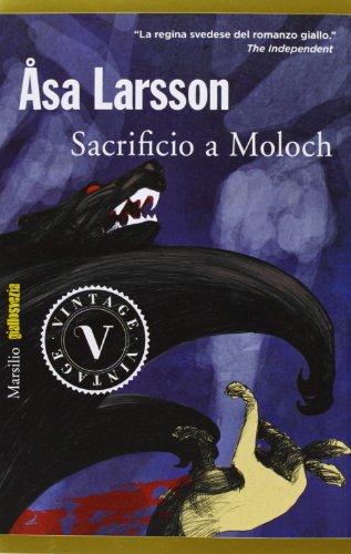 9788831716666: Sacrificio a Moloch (Vintage)