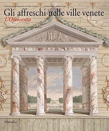 Gli affreschi nelle ville venete L'Ottocento: Sergio Marinelli, Vincenzo