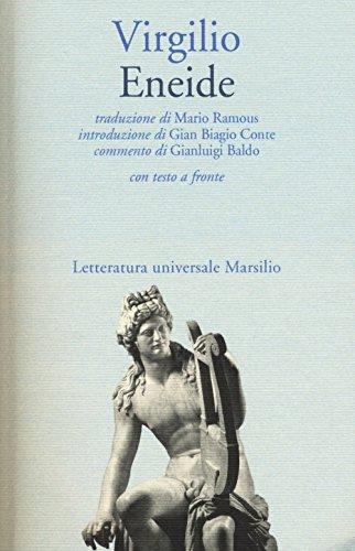 Eneide. Testo latino a fronte: Publio Virgilio Marone