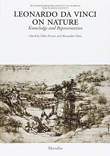 9788831723466: Leonardo Da Vinci on nature. Knowledge and representation. Ediz. illustrata (Libri illustrati)
