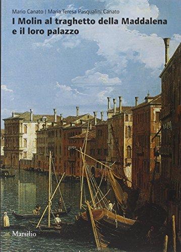 I Molin al traghetto della Maddalena e: Mario Canato; M.