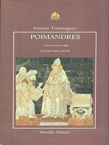 9788831749565: Poimandres (Letteratura universale. Il convivio)