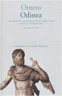 9788831759625: Odissea. Testo greco a fronte