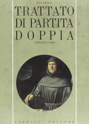 Trattato di partita doppia (Venezia, 1494) (8831760084) by Luca Pacioli