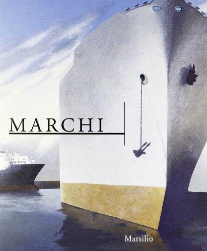 Marchi: Opere 1985-1996: GOLDIN, Marco (ed)