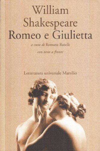 9788831769624: Romeo e Giulietta