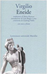 9788831770293: Eneide (Letteratura universale Marsilio) (Italian Edition)