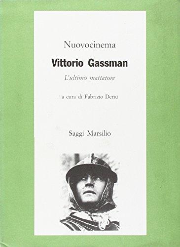 9788831772389: Vittorio Gassman. L'ultimo Mattator