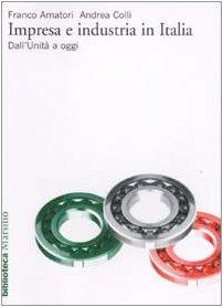 9788831772891: Impresa e industria in Italia. Dall'unità ad oggi