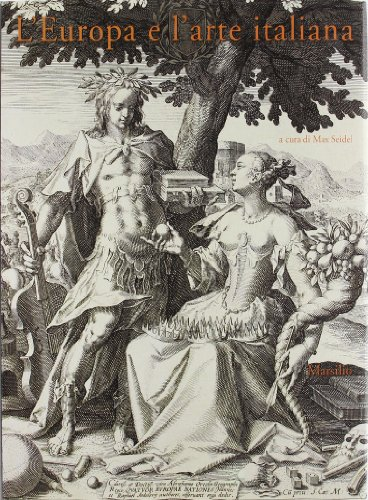 9788831773560: L'Europa e l'arte italiana (Kunsthistoriches Institut in Florence)