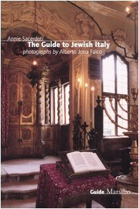 9788831784719: The guide to jewish Italy
