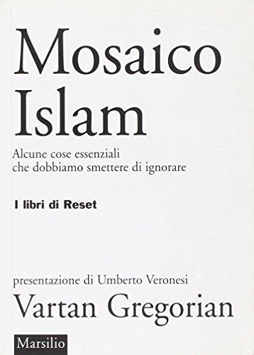9788831789240: Mosaico Islam