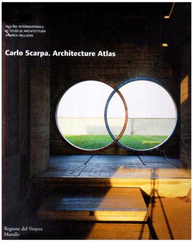 9788831789554: Carlo Scarpa. Architecture atlas