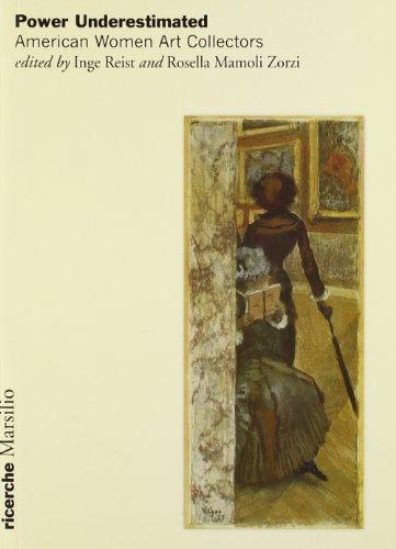 9788831799492: Power Underestimated. American Women Art Collectors