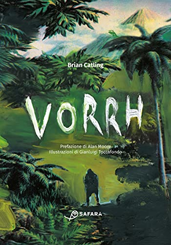 9788832107241: Vorrh. La foresta senza fine