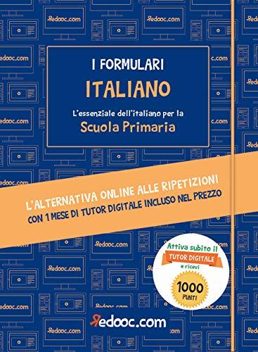9788832113037: Italiano. L'essenziale dell'italiano per la Scuola primaria. Con espansione online