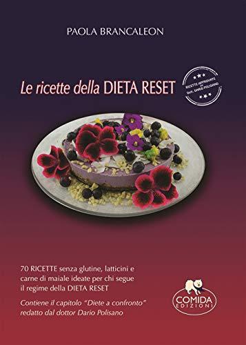 9788832138030: Le ricette della Dieta Reset