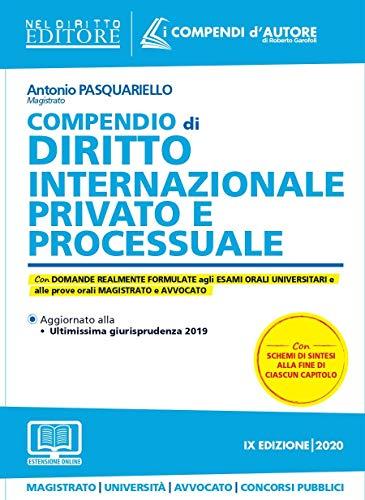 9788832706048: Compendio di diritto internazionale privato e processuale. Con aggiornamento online