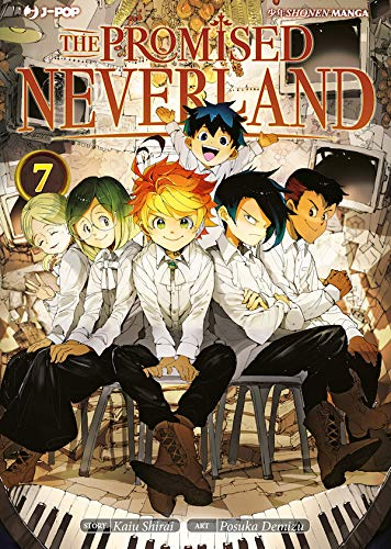 9788832756944: The promised Neverland: 7