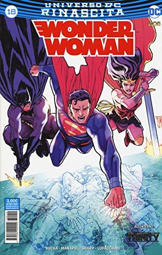 Rinascita. Wonder Woman: 18: Aa.Vv.