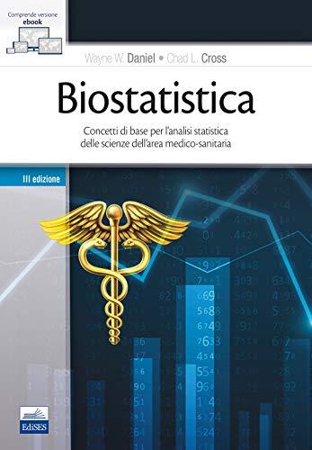 9788833190419: Biostatistica. Concetti di base per l'analisi statistica delle scienze dell'area medico-sanitaria