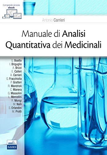 9788833190440: Manuale di analisi quantitativa dei medicinali